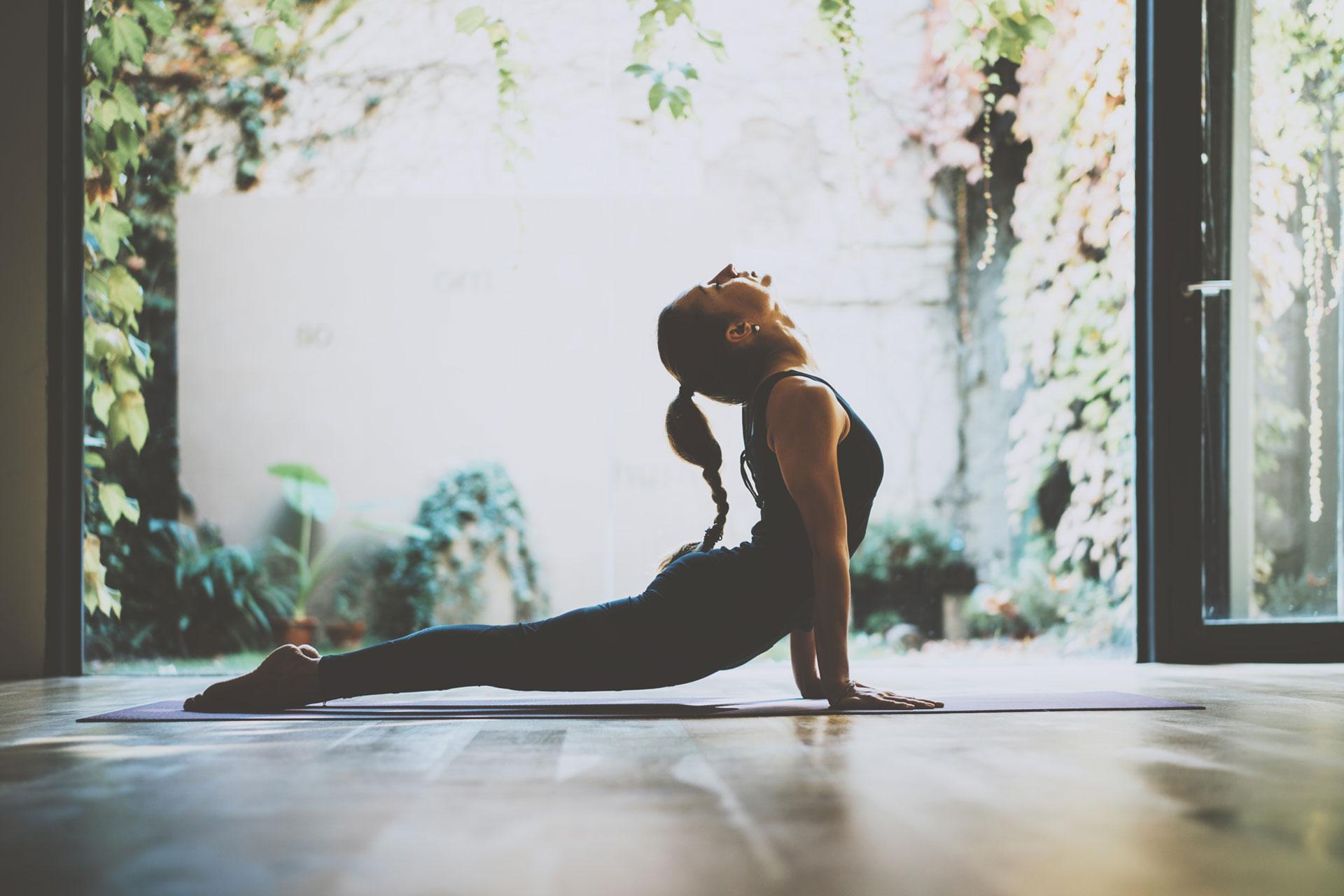 Postpartum Yoga